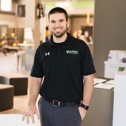 Justin Foell, PT, DPT
