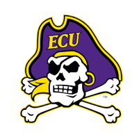 East Carolina University pirate logo